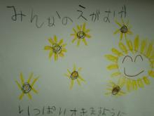 福島ひまわり里親プロジェクト ブログ-広島大学付属幼稚園